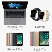 Apple electronics collection 2016 v4