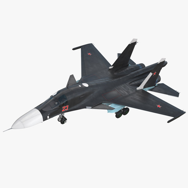 3d russian air force su