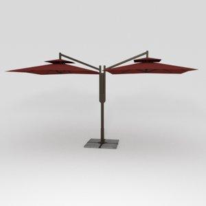 blend deck umbrella