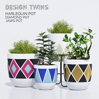 design pot 3d max