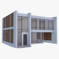 Modern House 7 ( Interior + Exterior )
