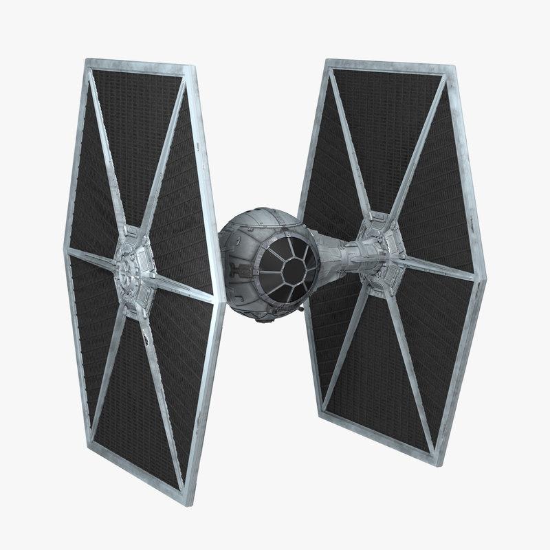 max star wars tie fighter