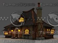 World of Warcraft house
