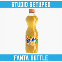 ma 0 fanta bottle studio lighting