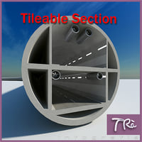 HIGWAY TUNNEL SECTION C TYPE