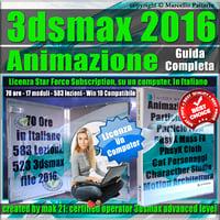 Corso 3ds max 2016 Animazione Guida Completa Locked Subscription, un Computer