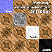 Doormat Seamless Texture