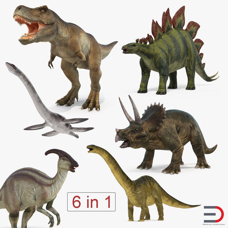 dinosaurs apatosaurus plesiosauria model