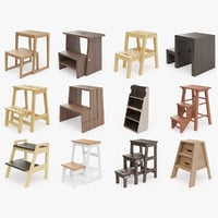 12 Step Ladder Stools 01