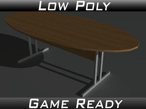 office tables desks 3d model
