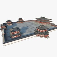 chinese architectural palace max