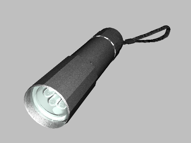 flashlight light 3d lw