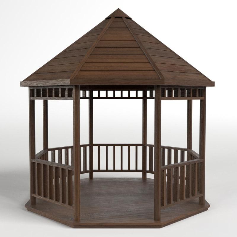 Kiosque Pavillon Gazebo