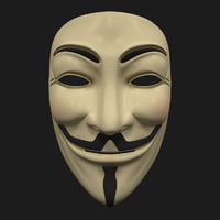 3d 3ds anonymous mask