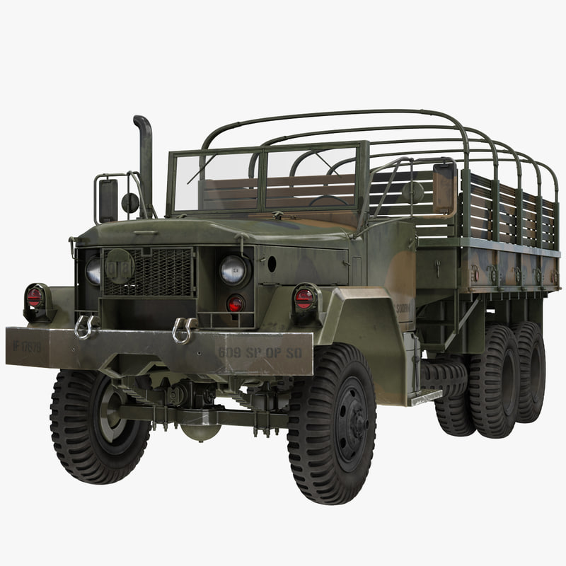 army cargo truck m35 max