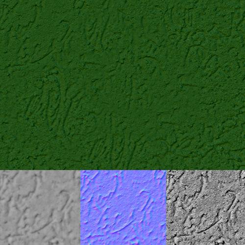 Plaster green