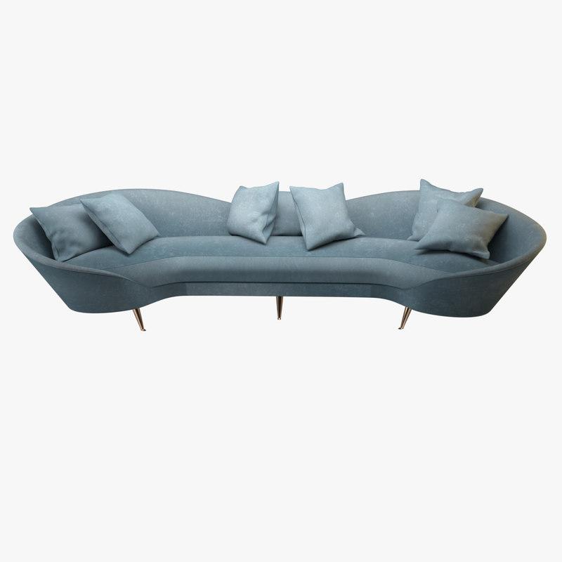 sofa design 3d max