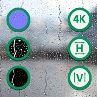Raindrops Texture 3