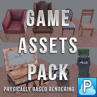 x asset pack