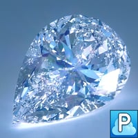 Diamond Pear Cut