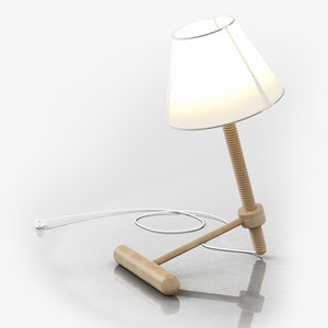 max screw lamp carlo contin