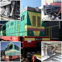 ChME2 Locomotive. Walkaround Photos