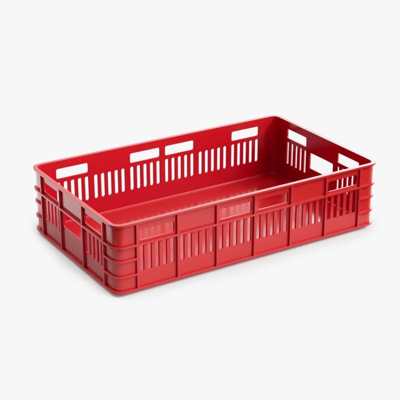 max plastic container box