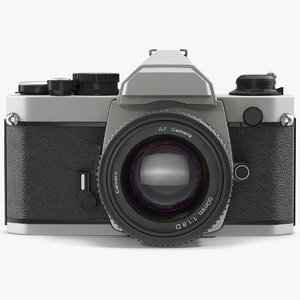 35 mm film camera 3ds
