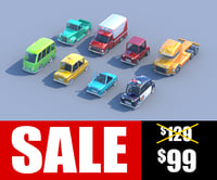 cartoon cars max