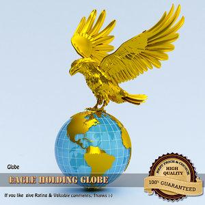 eagle globe dxf