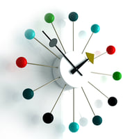 VITRA Ball Clock by GEORGE NELSON