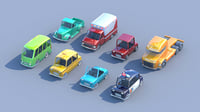Toycar Pack collection