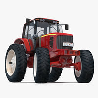 tractor generic 3d max