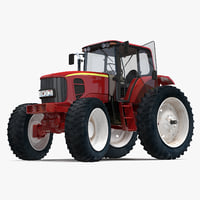 Tractor Generic Rigged