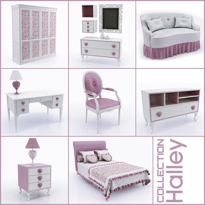lwo children s furniture halley