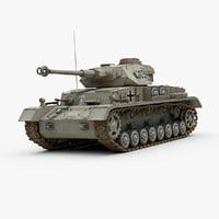 Panzer IV DAK