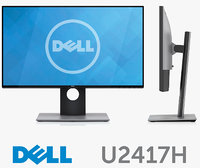 dell ultrasharp 24 infinityedge 3d max