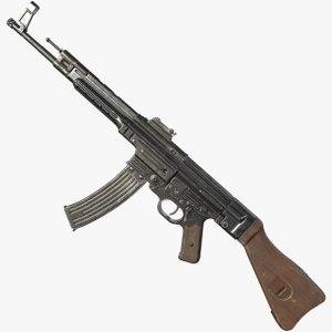 3d mp44 2 gun