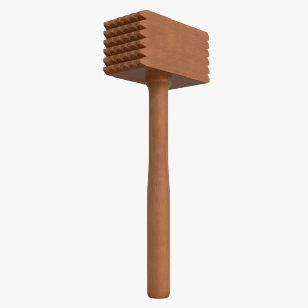 obj meat tenderizer