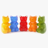 3d 3ds gummy bears
