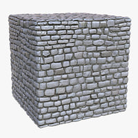 Cobblestone (114) - Photogrammetry based PBR texture