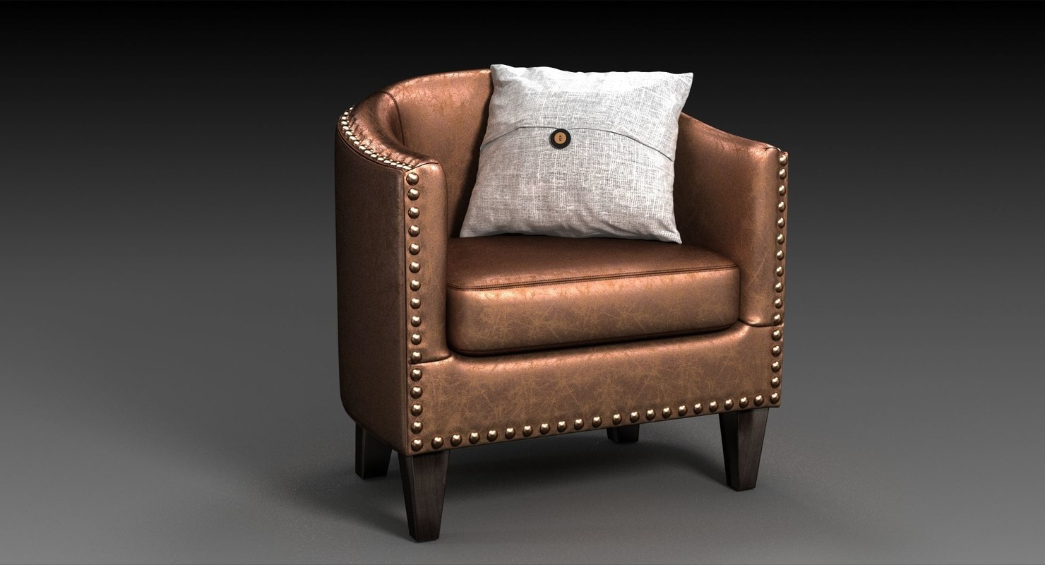 harlow furniture 3d model