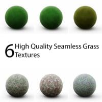 Seamless Grass Texture Pack 1