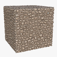 Cobblestone (117) - Photogrammetry based PBR texture