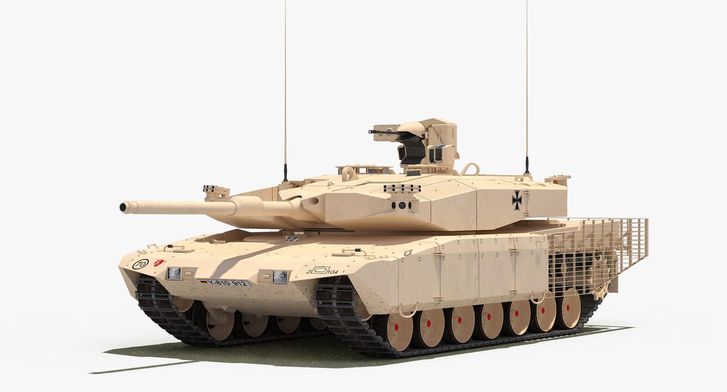 80a3ebb8e882 leopard 2 mbt revolution 3d max