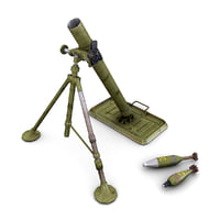 M1 Mortar 81mm