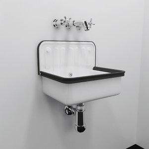vintage sink max