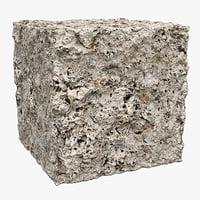 Rock (126) - Photogrammetry based PBR texture