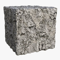 Rock (127) - Photogrammetry based PBR texture