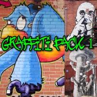 Graffiti Textures Pack